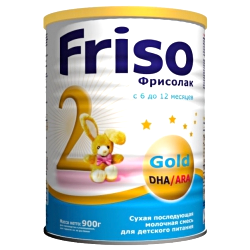 Friso Фрисолак Gold 2, 900 г
