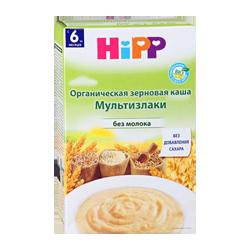 Каша Hipp органическая зерновая мультизлаки, 200 г.