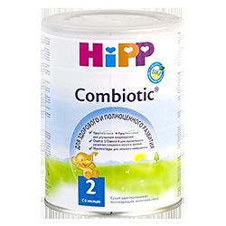 Смесь молочная Hipp 2 Combiotic