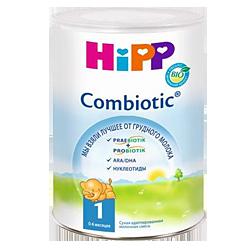 Сухая молочная смесь Hipp Combiotic 1
