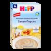 Каша Hipp рисовая БИО молочная Банан-Персик, 250 г.