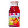 Сок Hipp Яблочно-малиновый, 200 г.