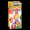 Сок Спелёнок яблоко-персик с мякотью с пектином, 200 г.