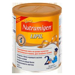 Гипоаллергенная смесь Enfamil Nutramigen Lipil 2, 400 г.