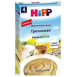 Каша Hipp гречневая молочная, 250 г.