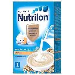 Каша молочная Nutricia Nutrilon Immunofortis овсяная