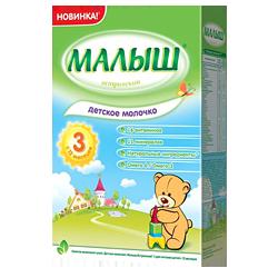 Молочная смесь Nutricia Малыш истринский 3