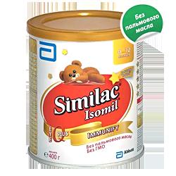 Молочная смесь Симилак Изомил (Similac Isomil) 400 г