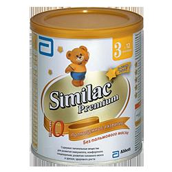 Молочная смесь Similac Премиум 3
