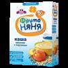 Каша Фрутоняня овсяная молочная с персиками
