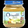 Пюре Gerber из яблока с кабачоком