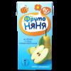 Сок Фрутоняня из яблок и груш, 500 г