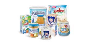Российское детское питание